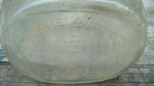 Dixie Wine Bottle - Etsy -TRGR - Vintage (1)
